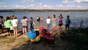 Portage Lake